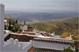 Roofts of Gaucín (Malaga)