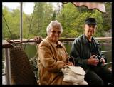 Aboard the Sir Walter Scott