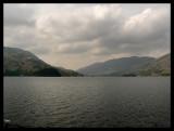 Stronachlachar and the west end of Loch Katrine.