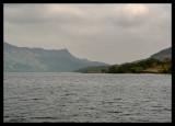 Looking east along Loch Katrine from Stronachlachar