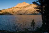 May Lake Sunrise near May Lake Camp