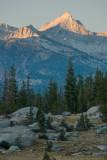 Peaks South of Sunrise Camp