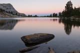 Fletcher Lake near Vogelsang Camp
