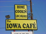 The new Iowa CaféMesa 480-985-2022Pam is the new owner!