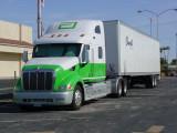 Arizona State University big rig truck show