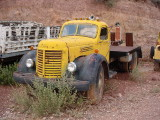 Gold King Antique Trucks Jerome AZ