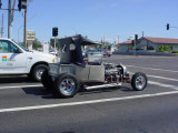 T Bucket roadster in Mesa