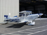 fixed-wing aircraftN44HV a biplane