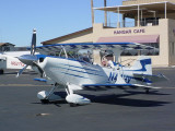 N44HV a biplaneis a fixed-wing aircraft