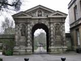 Oxford Botanic Gardens. Danby gateway