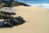 Makapu'u sand and sea