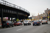 Under the El Broadway and 230th