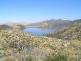 Silverwood lake north of LA