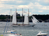 Sailing Newport ~ July 4th