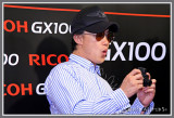 陳奕迅 @ Ricoh GX100 Product Launch
