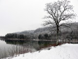 Jura mountains and lakes