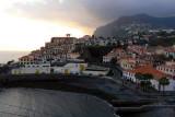 Madeira  -  Camâra de Lobos and other harbours.