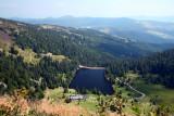 le lac des truites. Vosges