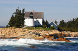 Winter Harbor (Mark Island) Lighthouse, ME