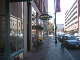 the coffee shop we went to in Maine