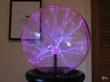 12 Pink-Purple Plasma Ball