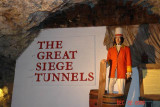 tunnels from siege of 1778