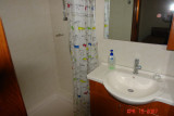 kids shower and laundry facilities
