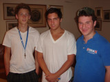 michael zaretsky and friends
