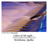 Colors of the night ...