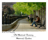 Old Montréal's Scenery