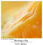 An Orange a Day ...