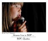 Arianne Live in BDF ...