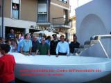 La fontana donata alla Città di Morbegno