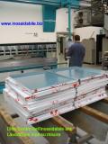 piegatura lamiere alluminio su misura