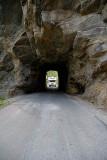 Narrow Tunnel