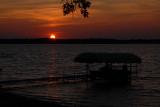 Lake Andrew Sunset  ~  July 15  [12]