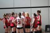 Girls 15U Red Hawks