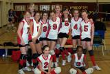 Girls 13U Red