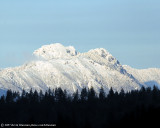 Another snow-capped mountain visible from Talus