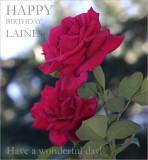 Happy birthday Laine!!!