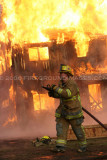 Final Burn on Tait Rd. (Trumbull, CT) 12/17/06