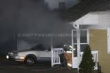 Seymour Ave. Fire (Seymour, CT) 2/2/07