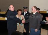 Bridgeport Recognizes Honorary Firefighter (2/20/07)
