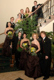 Bridal Party..everyone stares!!