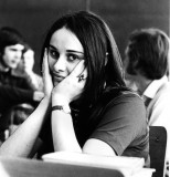 Sharen Yearwood Gr. 13 Math Class (Roy Colver-left & Rick Kichler-right, in the background)
