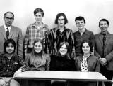 Monacle (SCS Yearbook) Staff (me - bottom left)