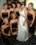 Mel and Bridesmaids