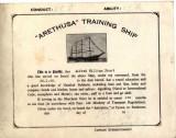 Alf's final Certificate of Training.