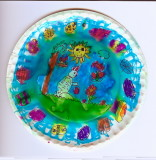 20070408 Easter (Paper) Plate