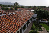 Suchitoto rooftop view